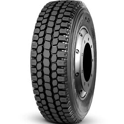 4 Tires Radar R-d1 285/75r24.5 Load G 14 Ply Drive Commercial