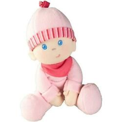 Haba Luisa 8 Soft Plush First Baby Doll For 1 Year Old - Machine Washable