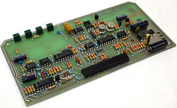 Ifr Fm/am-1200a Communications Service Monitor Generate Audio Pc Board Tested