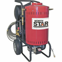 Northstar Electric Wet Steam And Hot Water Pressure Washer- 1700 Psi 1.5 Gpm 120v