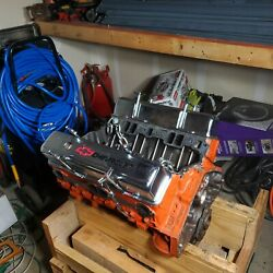 Chevy 350 V8 Small Block 4 Bolt Main Engine With Competition Camandnbsp