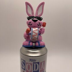 Funko Soda Energizer Bunny Common Only Vinyl Figure Limited Edition