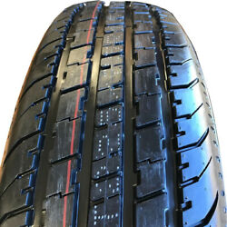 6 New Zenna St Radial All Steel St235/85r16 G14 Ply Dc Trailer Tires