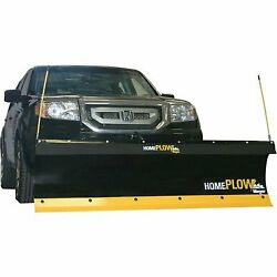 Home Plow By Meyer Electrically-powered Plow - Auto Angling System, Wireless Co