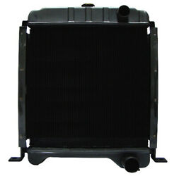 One 1 Radiator 301877a1 A173415 Fits Case Skid Steers With Diesel Engines
