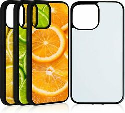4 Pieces Sublimation Blanks Phone Case Covers Compatible With Iphone 12 Pro Max,