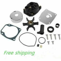432955 Water Pump Impeller Kit For Evinrude Johnson 60 70 75 3 Cyl Outboards
