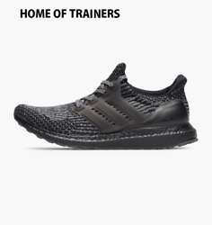 Adidas Ultra Boost 3.0 Triple Black Ba8923 Menand039s Trainers -sale