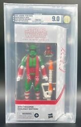 Star Wars Black Series 2020 Sith Trooper Holiday Best Buy Excl. Afa 9.0a