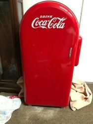 5 Cent Coke Machine Professionally Repainted No Refrigeration Sold As Is