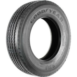 2 Tires Goodyear G114 10r17.5 Load H 16 Ply Trailer Commercial