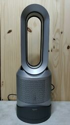Dyson Hp01 Pure Hot And Cool Hepa Aire Purifier Fan And Heater With Remote....