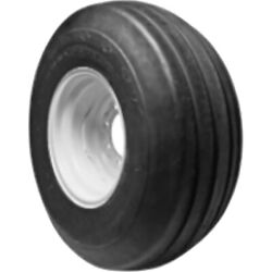 4 Tires Goodyear Farm Highway Service Ii 12.5l-15 Load 8 Ply Tractor