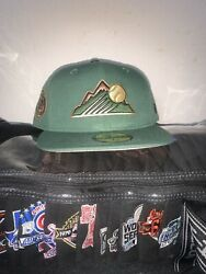 New Era Exclusive Rockies Size 7 3/4 Magic Tree House Myfitteds 1st Edition