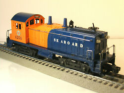 Lionel Post War 6250 Seaboard Nw2 Switcher Diesel 1954-55 With Decal