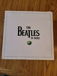 'the Beatles In Mono' 2014 Vinyl Box Set W/ All Sealed Lp's Mint- Cond Germany