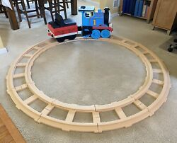 Peg Perego Thomas The Train Tank Engine Ride On - Tracks, Charger, And New Battery