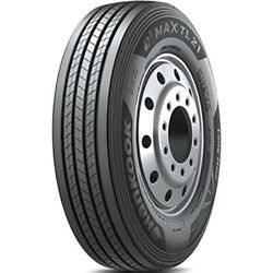4 Tires Hankook E3 Max Tl21 285/75r24.5 Load G 14 Ply Trailer Commercial