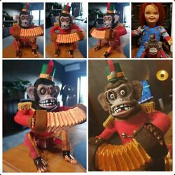 Evil Monkey Horror Movie Prop From The Warrens Collection Conjuring Annabelle
