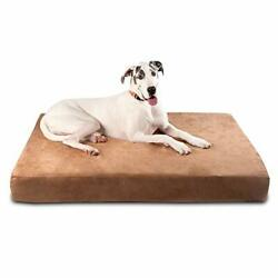 Big Barker 7 Pillow Top Orthopedic Dog Bed For Large And Extra Large Breed D...