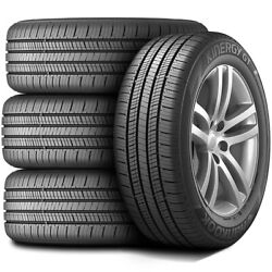 4 Tires Hankook Kinergy Gt 225/45r17 91w As A/s High Performance