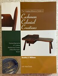 Cushman Colonial Creations Furniture Book And Value Guide