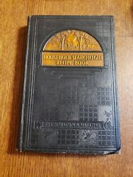 The Household Searchlight Recipe Book 1938 Tabbed Pages Cookbook Vintage Cook