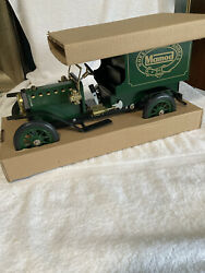 Mamod Live Steam Model Delivery Truck Van With Original Box