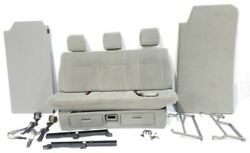 Bench Seat And Bed And Left And Right Hand Panels Oem 2003 Volkswagen Eurovan