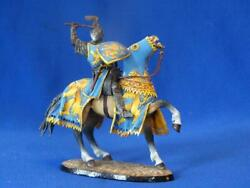 Mi-1171andnbsp- Mounted Knight With Axe Medieval - Mm Studio - Russian Made - 60mm