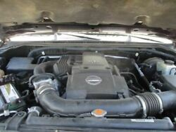 Automatic Transmission 6 Cylinder Crew Cab 2wd Fits 06 Frontier 17548387