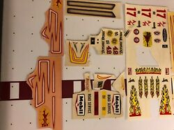 vintage decals for 1 25 vehicles