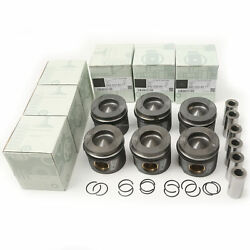 6x Pistons And
