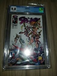 Image Comics Cgc 9.8 Spawn 9 First Angela Marvel Character Now