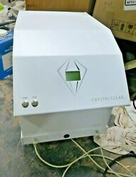 Crystal Clear Oxygen Machine. Fully Serviced And Warranty.
