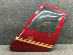 C026-033 And C425-3 Robinson R44 Aft Cabin Door Assembly Lh No Hinges
