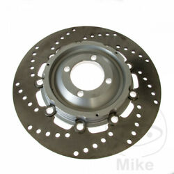 Ebc Front Brake Disc Right Stainless Steel Bmw K 75 Rt Abs 1996