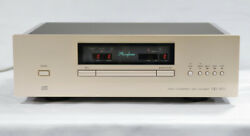 Accuphase Dp-410 Cd Player Used 2013 Japan Audio/music