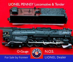 Lionel O-gauge Locomotive And Tender N.o.s. Pennsy. Die-cast Classic. Ships Free