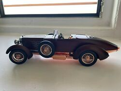 Hispano Suiza 1/18 H6c Tulipwood Limited Edition In Stunning Condition Rare 405