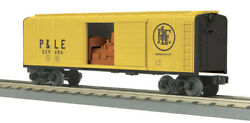 Mth 30-74314 Pittsburgh And Lake Erie Rounded Roof Box Car W/generator Ln/box