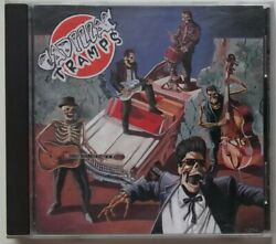 Cadillac Tramps - Self Titled Cd 1991 Ex