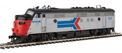 Walthers 920-42512 Ho Amtrak Fp7 F7b Diesel Locomotive With Dcc 117 160