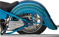 Klock Werks Builder Series 4in. Stretched Rear Fender With Frenched Plate Pocket