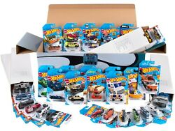 Hot Wheels 2020 Collector Basics Mini Set 4, With 83 Collectible Vehicles
