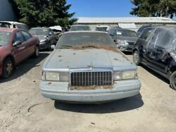 Automatic Transmission Id F3ap-7000-ca Fits 93 Lincoln And Town Car 17578056
