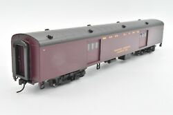 Walthers 932-6814 Soo Line/wisconsin Central Streamlined Baggage Rea Express Car