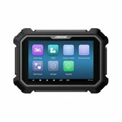 Obdstar Ms80 8 Inch Intelligent Motorcycle Diagnostic Tool Plus Immo Function