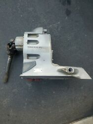 Volvo Penta Sx-m Upper Unit 1.79 Ratio Upper Gearbox Tested Freshwater Sx