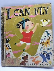 """Lot Of 7 Golden Age Comic Books, """"i Can Fly"""",kitty On The Farm"""" Plus More."""